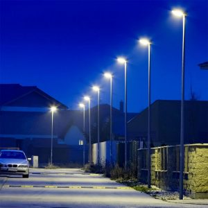 LED streetlight heads