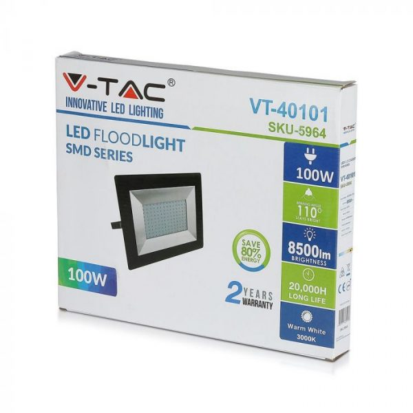 100W SMD Floodlight, V-Tac VT-40101