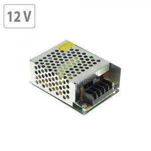 24W LED Power Supply -12V DC- Metal 2A