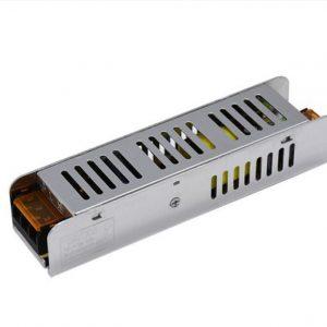 150W LED  Slim Power Supply -12V DC- Metal 12.5A
