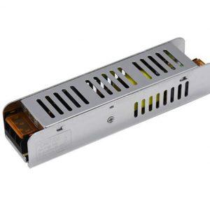 100W LED  Slim Power Supply -12V DC- Metal 8.5A