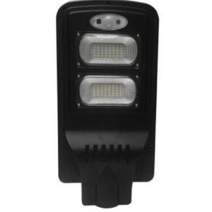 40W SOLAR LED Street Lamp + Battery 6000K (white) with Remote Control