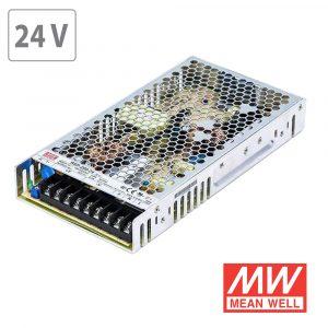 200W LED  Slim Power Supply -24V DC- Metal 8.5A