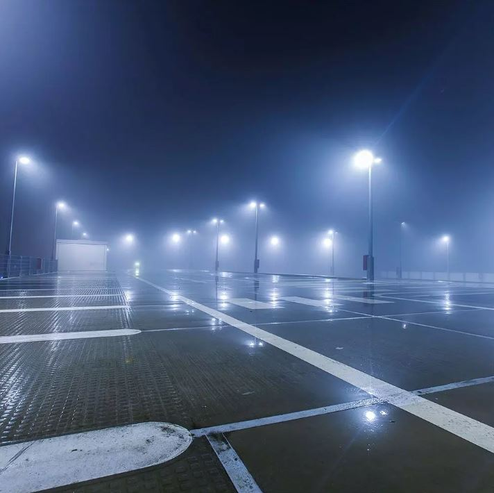 LED Street Lighting Colour Rendering Index