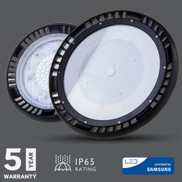 100W UFO High Bay Light (SAMSUNG CHIP) 5 yrs Warranty