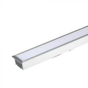 LED Linear Light SAMSUNG Chip - 40W Recessed W: 70mm