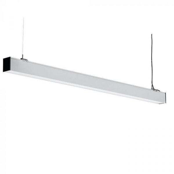 Dimmable 0-10V 40W Power Consumption Suspended LED Linear Light SAMSUNG 120CM - 4ft