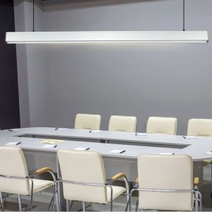 Dimmable 0-10V 40W Suspended LED Linear Light SAMSUNG 120CM - 4ft