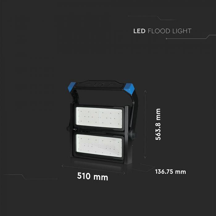 flicker free lighting, 500W Samsung LED floodlight