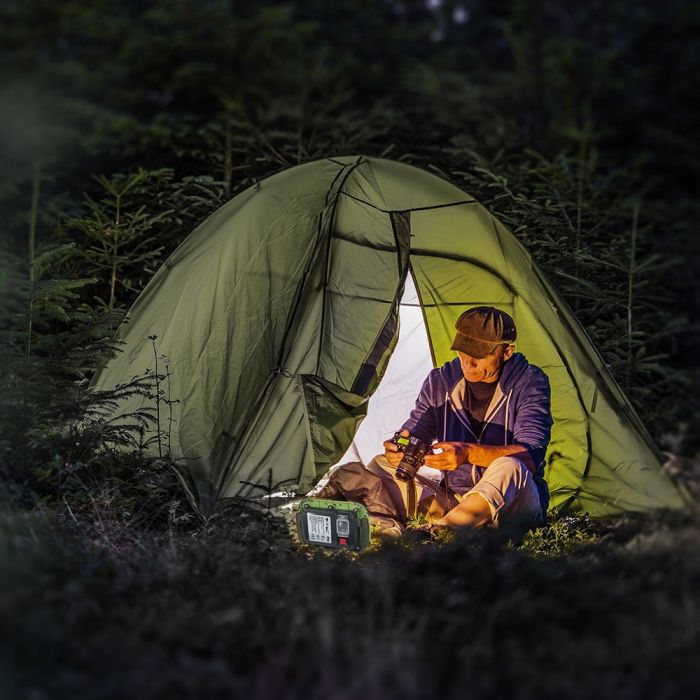 10w camping flood light