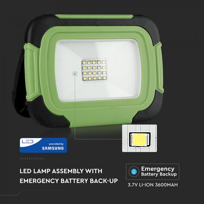 portable rechargeable flood lights