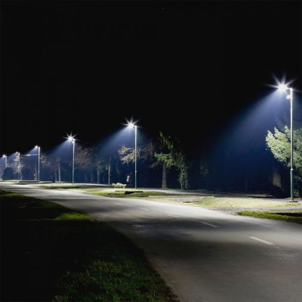 streetlight post heads 50w
