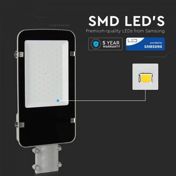 Samsung chip streetlight