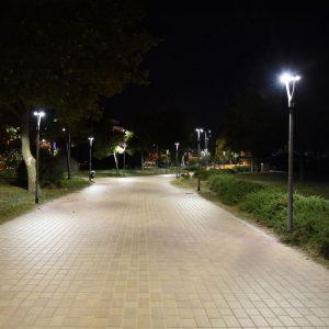 LED Street/Garden Lights, High Lumens garden lamp