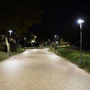 LED Garden/Street Lights