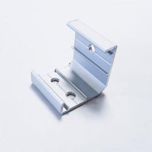 Corner Aluminium LED Profile Bracket 24.8*24.8 mm