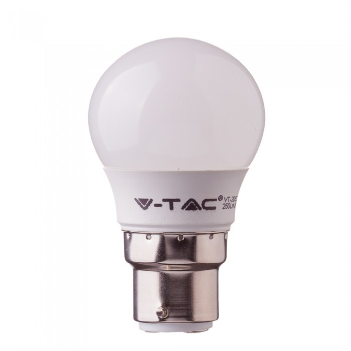 5.5W G45 PLASTIC BULB WITH SAMSUNG CHIP