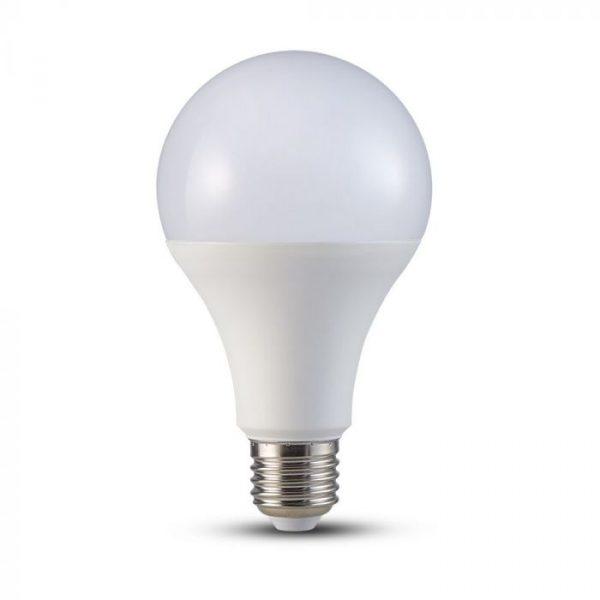 18W A80 LED Plastic Bulb Samsung Chip E27