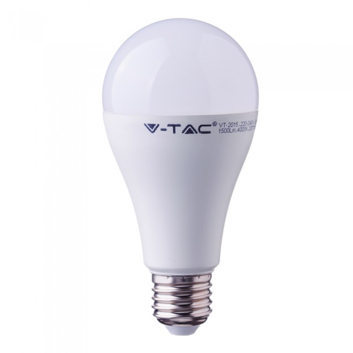 20W A80 LED PLASTIC BULB WITH SAMSUNG CHIP COLORCODE A+
