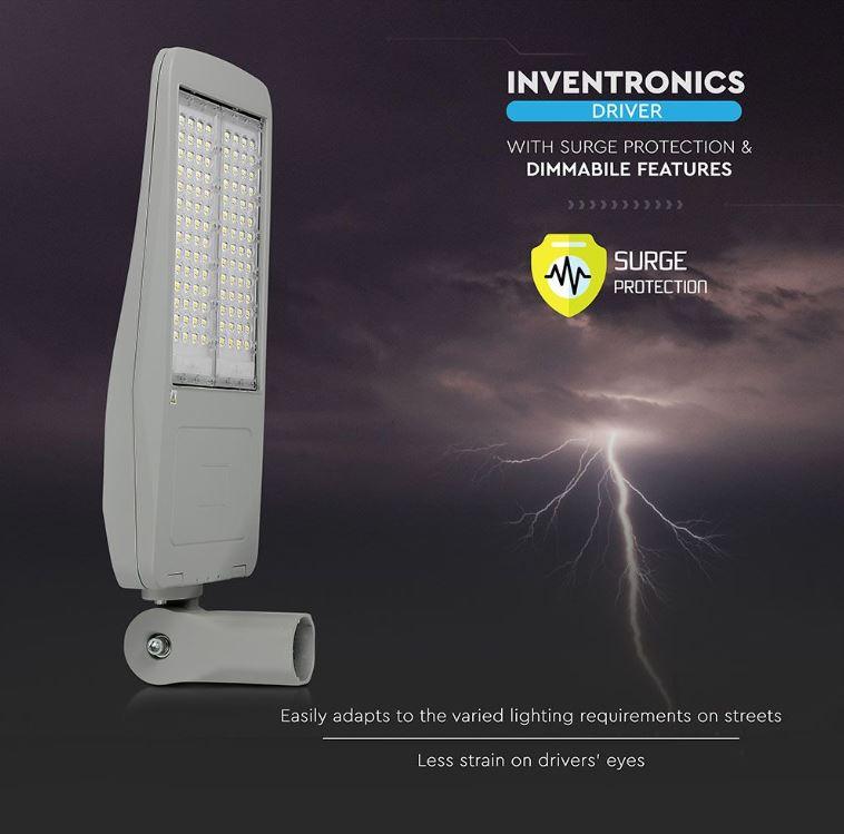 Inventronics street lamp