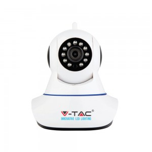720P Indoor WIFI Audio Camera 2 Way with Microphone