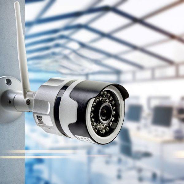 1080P IP Indoor and Outdoor Camera UK Plug
