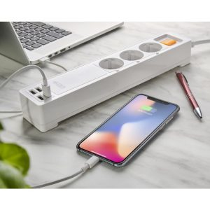 EU WIFI Power Strip - compatible with Amazon Alexa and Google Home