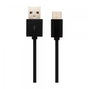 1.5M MFI IPHONE CABLE-BLACK