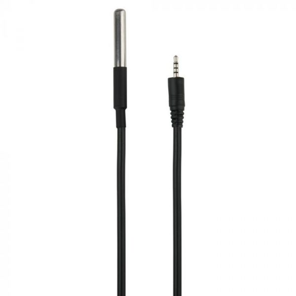 Waterproof Temperature Probe compatible with Amazon Alexa and Google Home