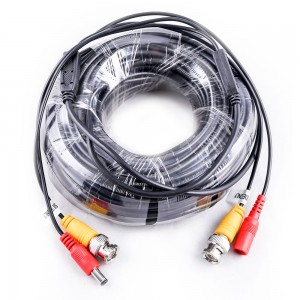 18M Power and Video Cable