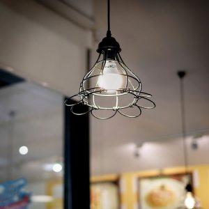 5.5W P45 Plastic Bulb