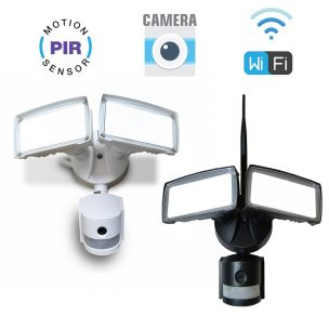 PIR Floodlight camera