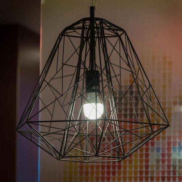 8.5W Plastic Bulb A60 A++