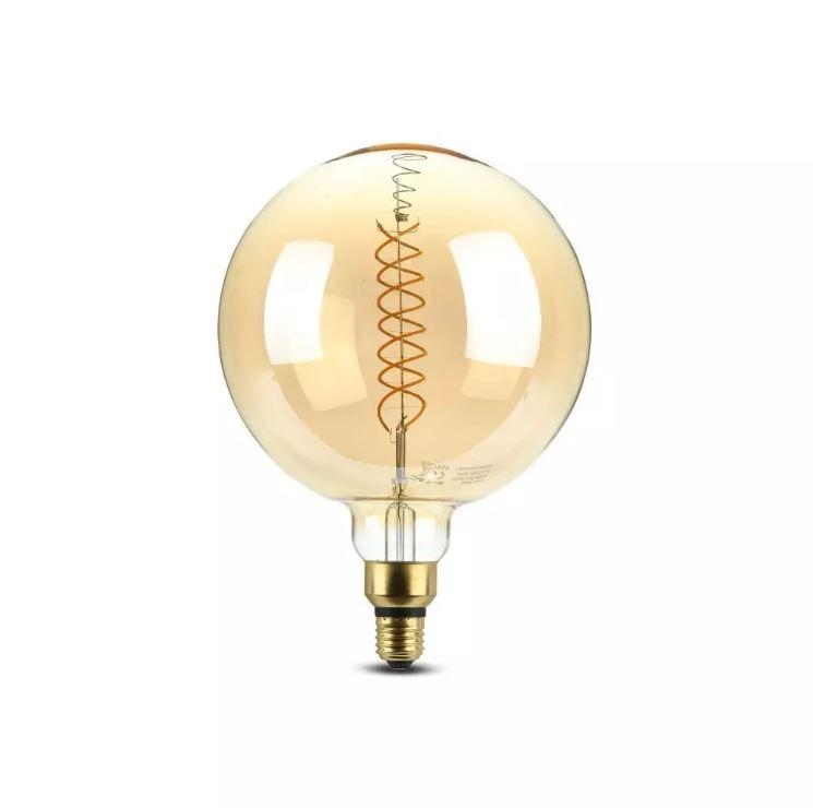 8W G200 LED Filament Bulb
