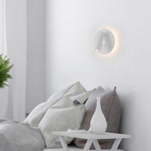 LED 3W+SMD 6W LED Hotel Side Light (Wall Lamp)