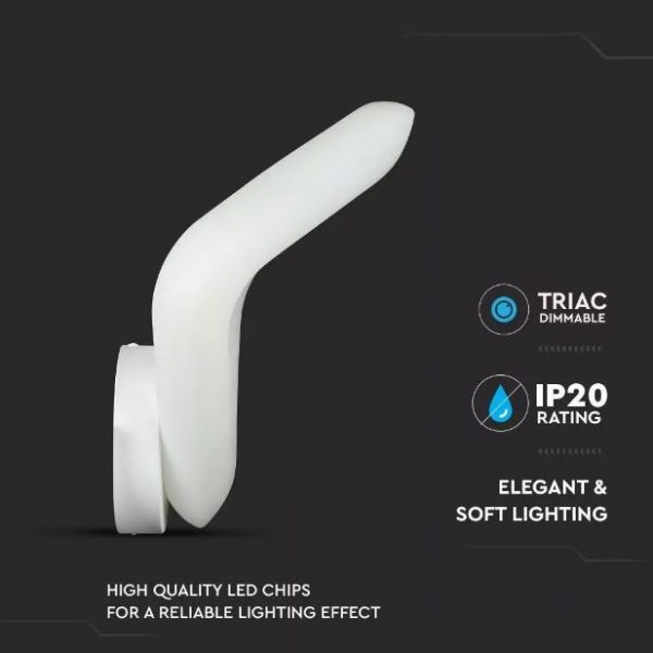 20W LED Designer Wall light (TRIAC dimmable)