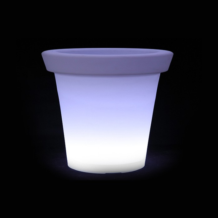 LED POT LIGHT WITH COLORCODE:RGB