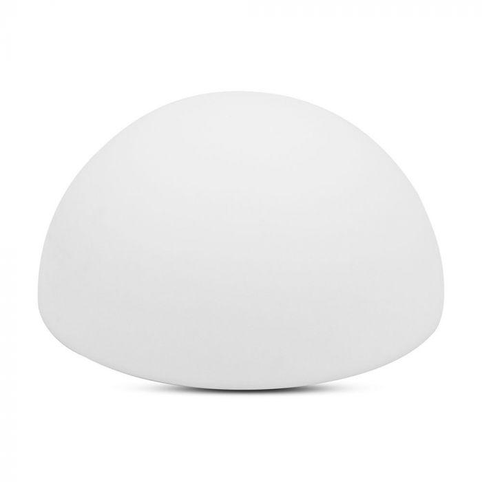 LED HALF-ROUND BALL