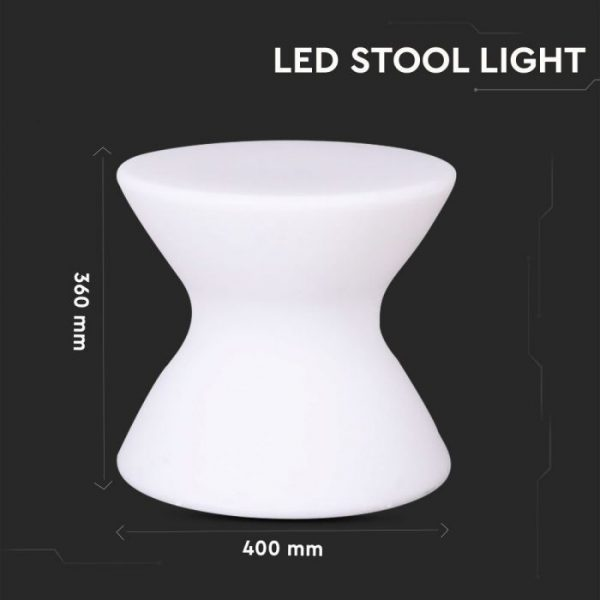 LED Stool Light RGB