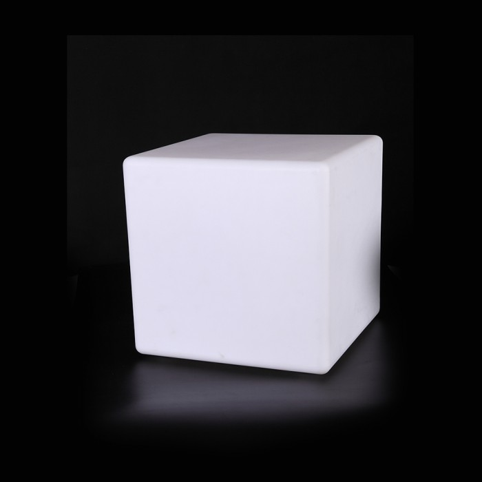 LED CUBE LIGHT WITH COLORCODE:RGB