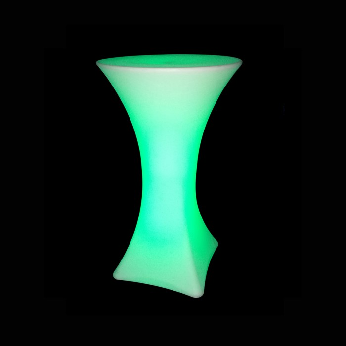LED BAR TABLE WITH COLORCODE:RGB