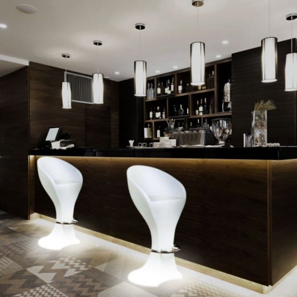LED Bar Stool Decorative Lamp RGB