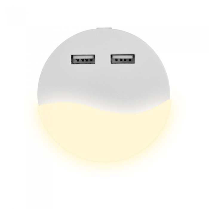 Led Night Light with USB and Samsung Chip