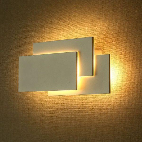 12W LED Modern Wall Light IP20