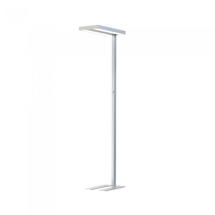 80W LED FLOOR LAMP(KNOB DIMMING) Square Corner