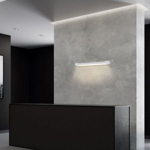 18W LED Adjustable Modern Wall Light IP44 3000K/ 4000K