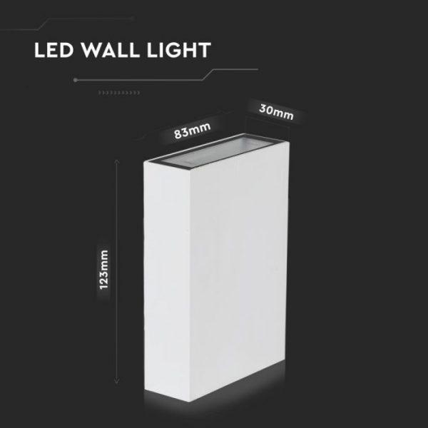 4W LED Wall Light