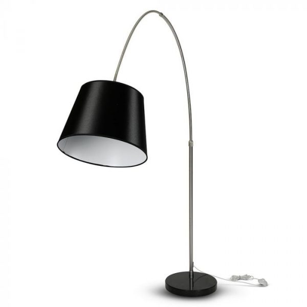 Led Floor Lamp with Marble Base E27