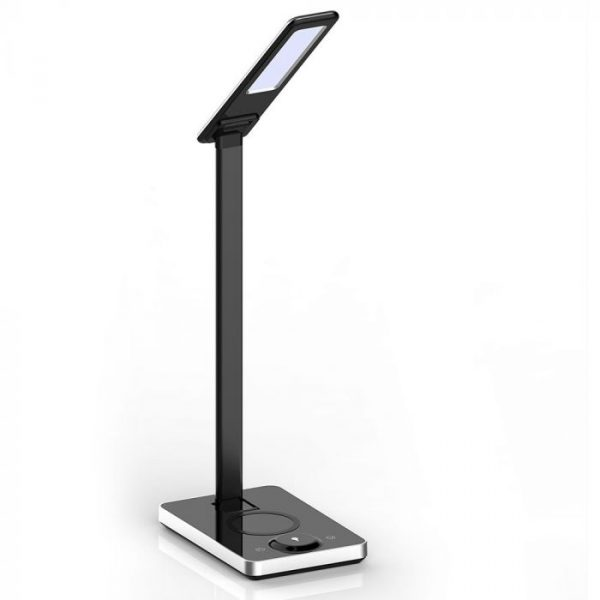 VT-7505 5W LED TABLE LAMP WITH WIRELESS CHARGER