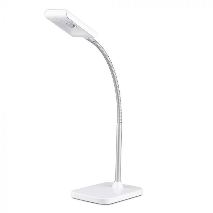 VT-7403 3.6W LED DESK LAMP WITH WHITE BODY